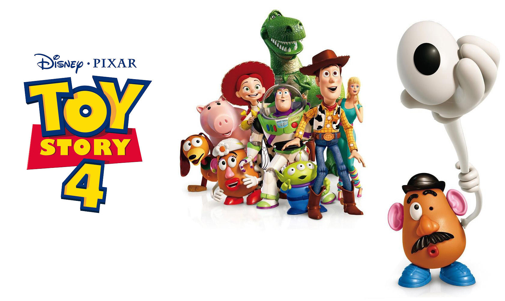 New Toy Story 4 : Toy story hits theaters june
